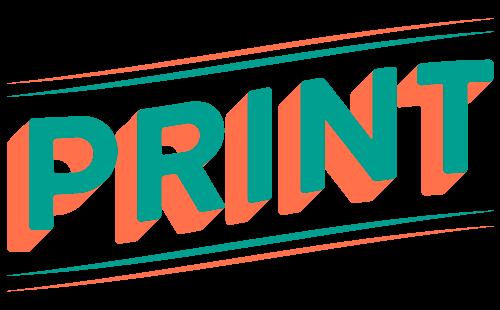 icone print