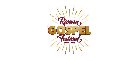 logo riviera gospel festival